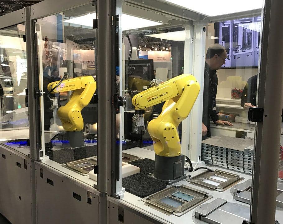 대량생산에 특화된 산업용 3D 프린터 Figure 4