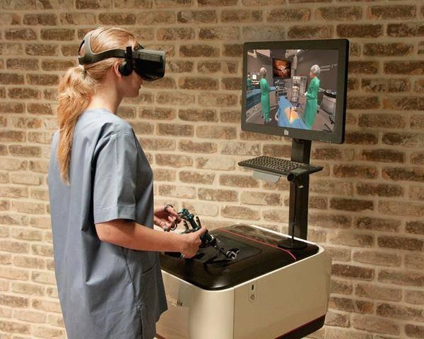 3D Systems, 수술 훈련을 위한 업데이트된 가상현실(VR)시나리오 발표