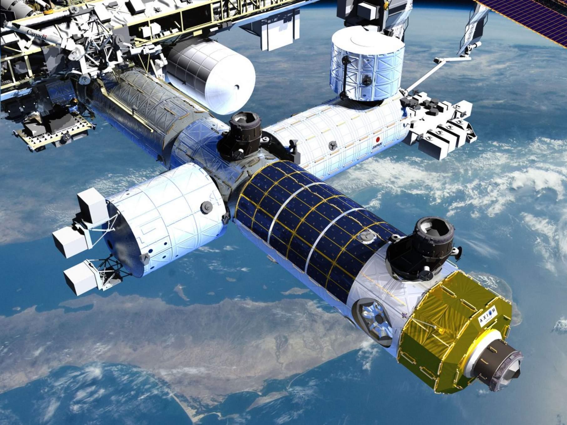 최초의 개인 소유 우주 정거장에서 3D 프린팅 활용