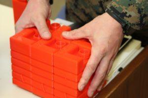 미군대위, 3D 프린트로 새로운 물병 디자인 개발