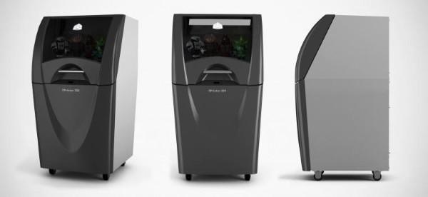 3D SYSTEMS, 신소재, 소프트웨어, ProJet CJP 260 풀컬러 3D프린터 업데이트 발표!