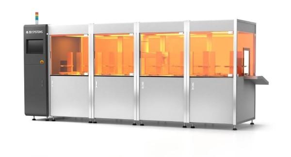 3D Systems, 최초의 확장 가능한 초고속 '피규어 4' 3D 프린팅 제조 플랫폼 출시