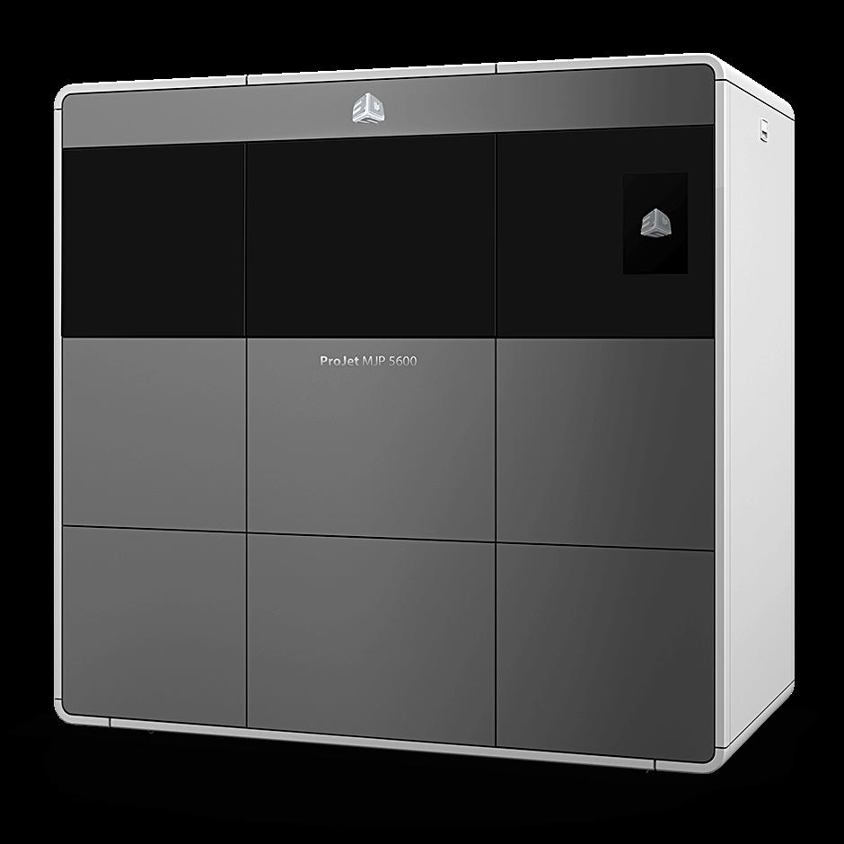 RAPID 2017 美 3D Systems 신규 3D 프린터  ProJet MJP 5600, 신규 소재 및 소프트웨어 발표