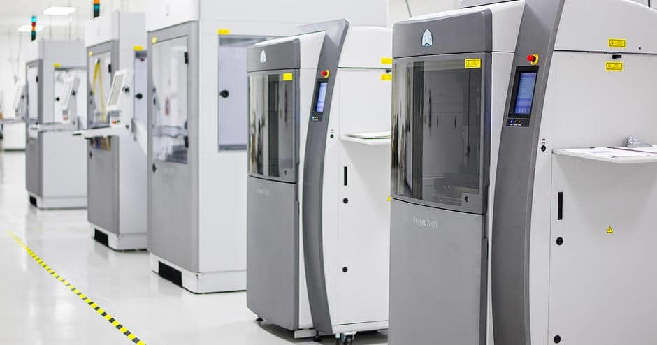 2018년, 3D 프린팅 성공사례 창출의 해로